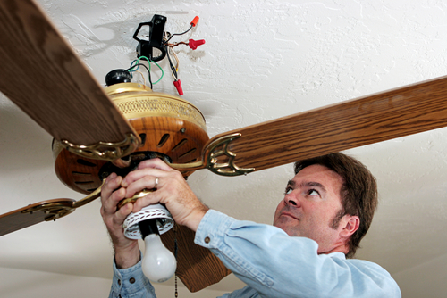 7 Easy Steps To Install A Ceiling Fan