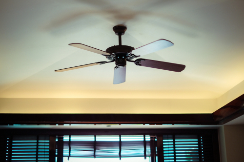 Benefits of Ceiling fan