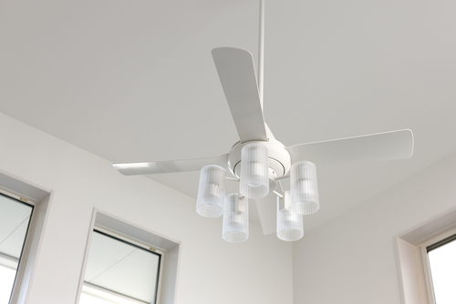 Selecting the right ceiling fan size