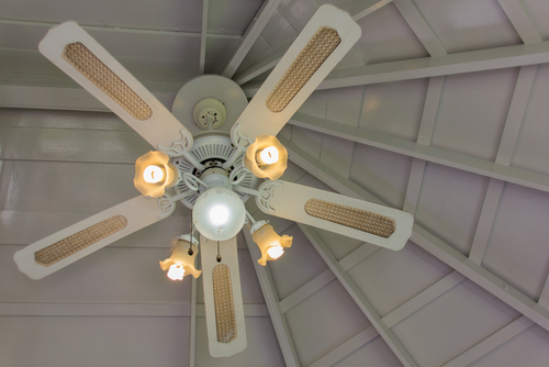 The benefits of installing a ceiling fan with lights aloadofball Images
