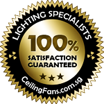 Lighting & Ceiling Fan Specialists! 100% Satisfaction Guranteed