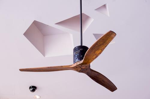Installing Ceiling fan
